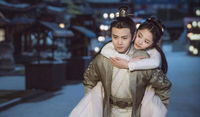 """Hình ảnh trong phim """"Cẩm Y Chi Hạ""""."""