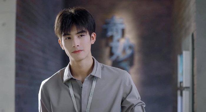 """Tống Uy Long trong """"Trạm kế tiếp là hạnh phúc""""."""