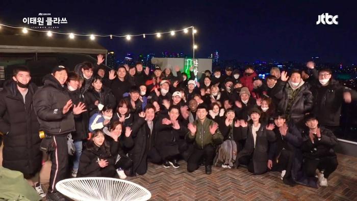 Đoàn làm phim Itaewon Class mất 7 tháng để kết thúc hành trình ấn tượng