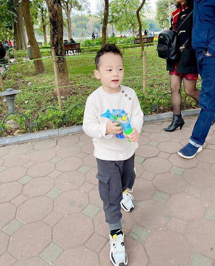 Dù mới 4 tuổi nhưng Khoai Tây được dự đoán sẽ là một mỹ nam xuất chúng trong tương lai.