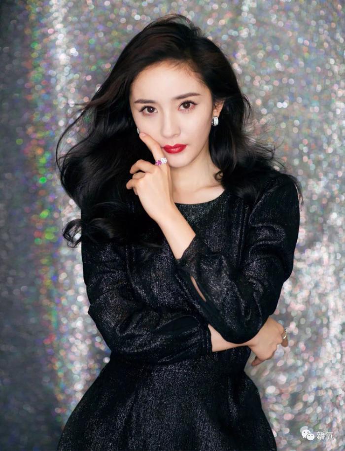 Diễn viên Dương Mịch luôn nằm trong top đầu danh sách những ngôi sao Hạng A xứ Trung