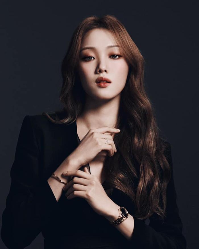 Lee Sung Kyung -xuất thân từ người mẫu sáng giá