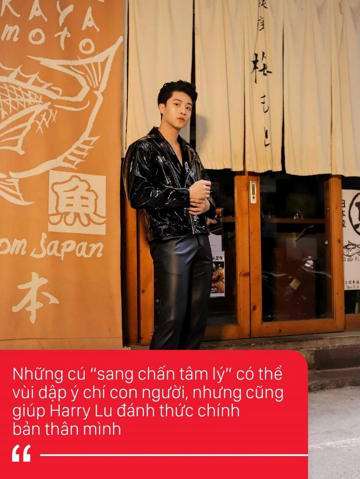 Harry Lu: Dừng lại để quan tâm đúng và đủ cho sức khoẻ, đừng bước hụt trong lo âu như mình ảnh 1