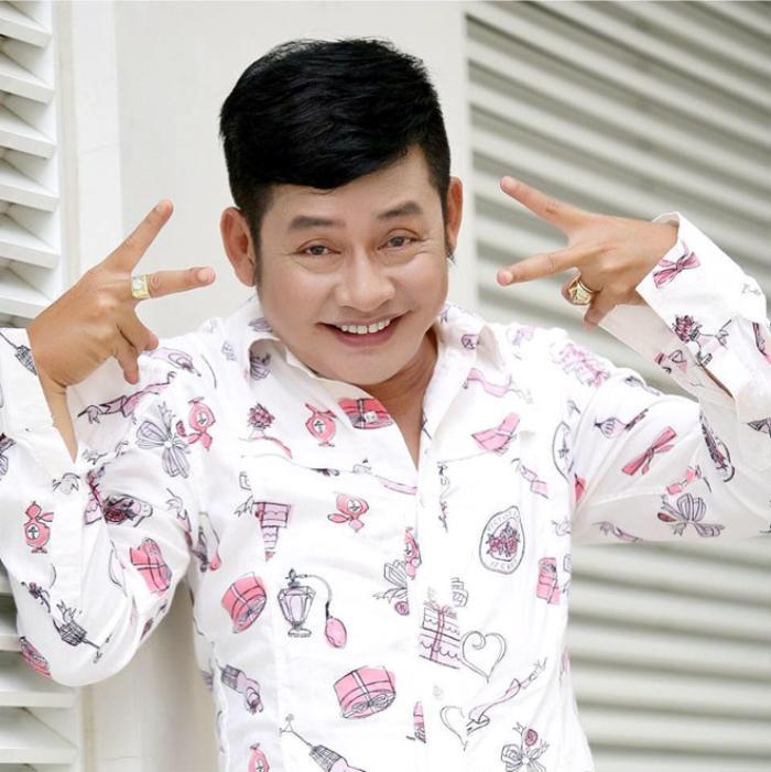Nghệ sĩ hài Tấn Beo tiễn con trai lên đường tham gialực lượng tuyến đầu phòng chống dịch COVID-19 ảnh 1