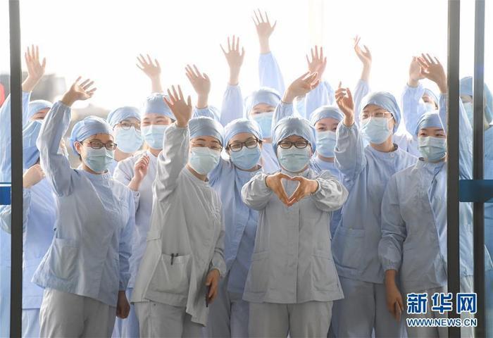 Những khoảnh khắc đáng nhớ trong 76 ngày chống dịch COVID-19 tại Vũ Hán ảnh 10