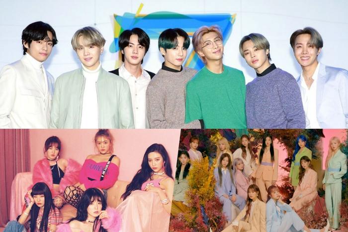 Gaon đã cập nhật nghệ sĩ đạt chứng nhận Bạch kim tuần đầu tiên tháng 4 với nhiều cái tên nổi bật.