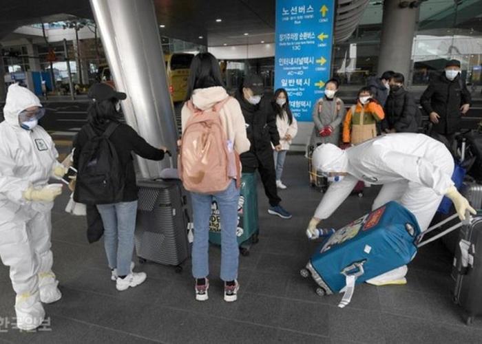 3 du học sinh Việt Nam bị trục xuất khỏi Hàn Quốc vì tự ý trốn khỏi nơi cách ly. Ảnh minh họa.