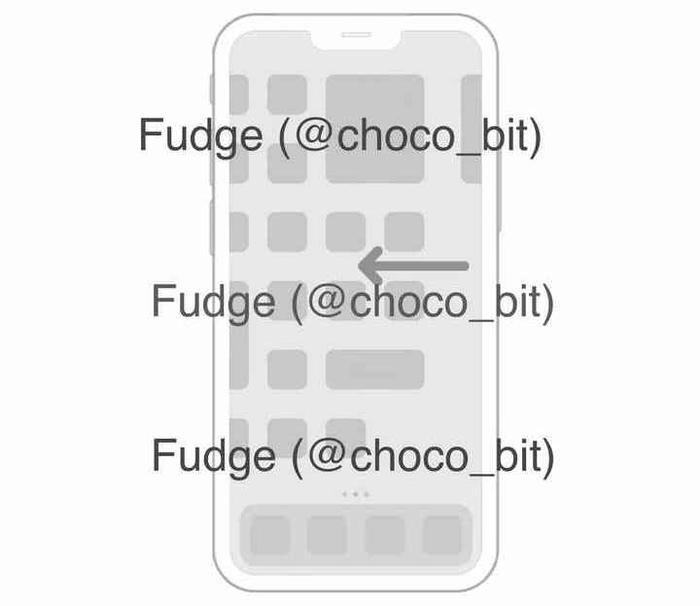 Hình ảnh rò rỉ cũng xác nhận sự xuất hiện của các widget lần đầu tiên trên iOS 14. (Ảnh: Fudge)