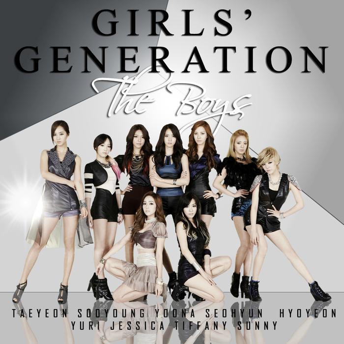 The Boys sau khoảng 9 năm phát hành vẫn đang trụ vững trên BXH bán đĩa của Gaon.