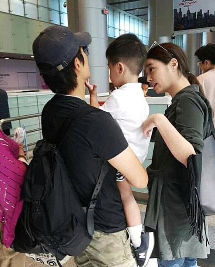 Lee Byung Hun dẫn con trai đến phim trường thăm vợ hờ của Lee Min Ho: Phát hờn vì ghen tỵ! ảnh 6