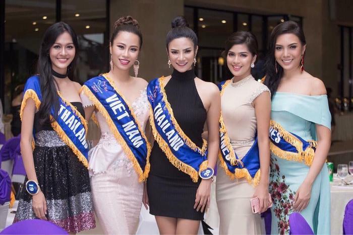 10 mỹ nhân Việt 2 lần thi quốc tế: Hoàng My 'cân' Big 2, Diễm Hương - Trúc Diễm 'gây bão' một thời