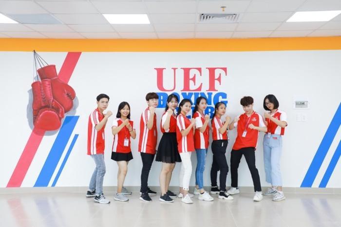 Vòng quanh thủ phủ học tập sang, xịn của sinh viên UEF ảnh 8