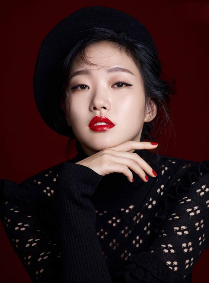 4 nữ diễn viên Hàn Quốc sở hữu mắt một mí: Mối tình đầu của Lee Min Ho hẳn đã đẹp nhất? ảnh 13