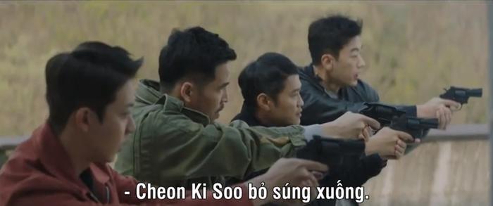 Tập 15 Memorist  Hồi ức: Yoo Seung Ho bị bắn, trùm cuối là người có cùng huyết thống ảnh 9