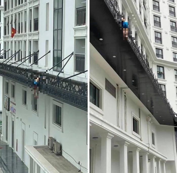 Người đàn ông Hàn Quốc được xác định tử vong ở ban công chung cư