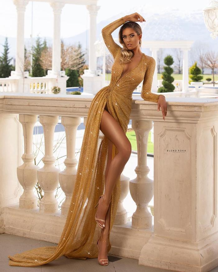 Siêu mẫu với nhan sắc búp bê sống cao 1m81 trở thành đối thủ của Khánh Vân ở Miss Universe 2020 ảnh 8