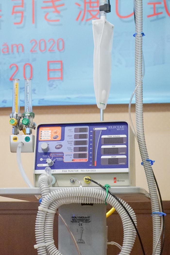 Ali Hoàng Dương dặn dò fan ra ngoài cẩn thận mùa COVID-19, vui mừng vì Việt Nam sắp có 2000 máy thở MV20 ảnh 8
