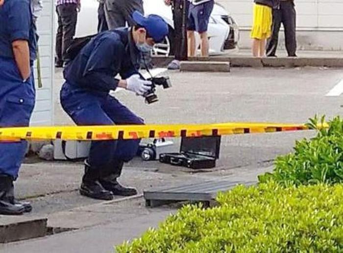Nơi tìm thấy thi thể nạn nhân người Việt.