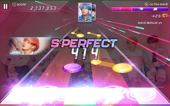 Trong suốt hai năm qua, tựa game Superstar BTS đã thu hút đông đảo người chơi với 10 triệu lượt tải về trên điện thoại.
