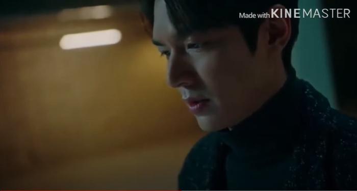 Hoàng đế Lee Gon đã ra hoàng mệnh giết chết Lee Lim ngay khi gặp mặt