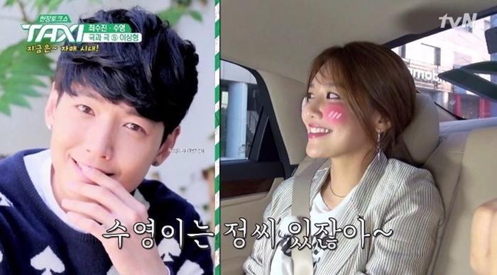 10 cặp     đôi, vợ chồng nổi tiếng nhất Kbiz: Jung Kyung Ho tặng Sooyoung (SNSD) 1000 bông hồng ảnh 5