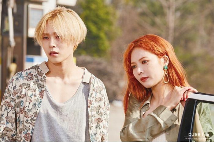 10 cặp đôi, vợ     chồng nổi tiếng nhất Kbiz: Jung Kyung Ho tặng Sooyoung (SNSD) 1000 bông hồng ảnh 14
