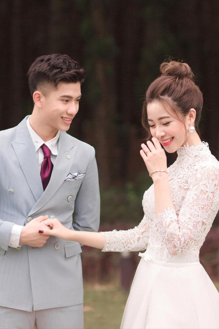 Cặp đôi vẫn luôn nhận được sự ủng hộ của cộng đồng mạng bởi cuộc sống hôn nhân đầy ngọt ngào.