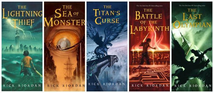 Bộ truyện 'Percy Jackson' sẽ được chuyển thể thành phim trên Disney+