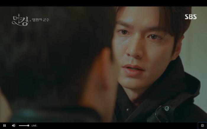Quân vương bất diệt tập 9: Lee Min Ho gặp lại kẻ thù giết cha? ảnh 1