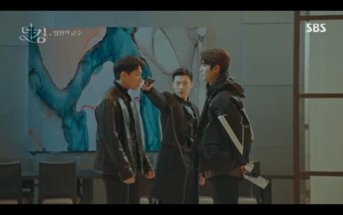 Quân vương bất diệt tập 9: Lee Min Ho gặp lại kẻ thù giết cha? ảnh 2