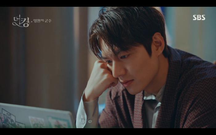 Quân vương bất diệt tập 9: Lee Min Ho gặp lại kẻ thù giết cha? ảnh 21