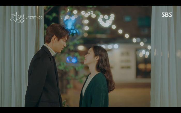 Quân vương bất diệt tập 9: Lee Min Ho gặp lại kẻ thù giết cha? ảnh 23