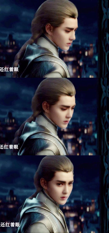 Hút hồn trước những mỹ nam tóc trắng đẹp trai nhất của showbiz Hoa ngữ ảnh 8