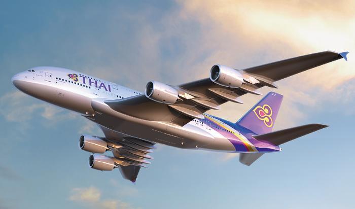 Thai Airways International có khả năng trở thành hãng hàng không quốc gia đầu tiên phá sản vì Covid-19. (Ảnh: Thai Airways)