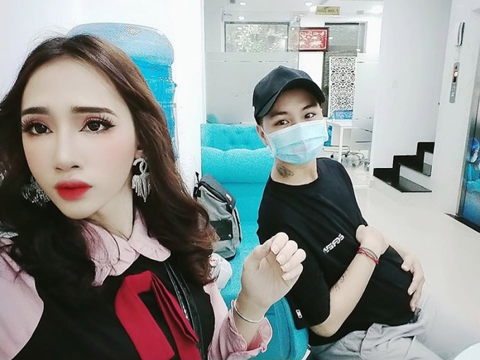 Người đàn ông mang thai đầu tiên tại Việt Nam chính thức vượt cạn thành công ảnh 2