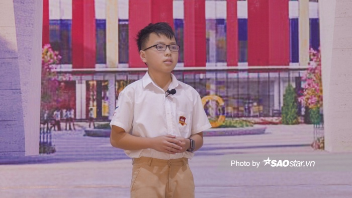 Hot boy 9 tuổi mê bóng đá được Quang Hải ủng hộ nuôi dưỡng đam mê trở thành cầu thủ chuyên nghiệp ảnh 0