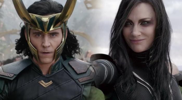 Loki và Hela có nhiều điểm chung về ngoại hình và sức mạnh.