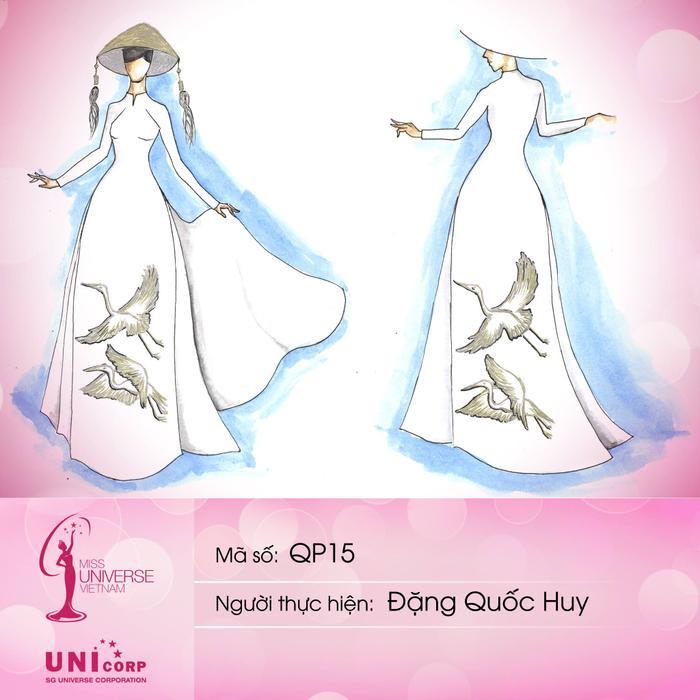 Minh Tú đột phá với National Costume trắng tinh khôi, Miss Áo dài Khánh Vân có làm nên chuyện? ảnh 3