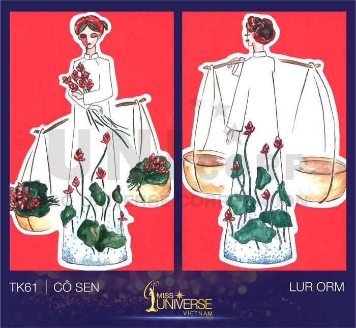 Minh Tú đột phá với National Costume trắng tinh khôi, Miss Áo dài Khánh Vân có làm nên chuyện? ảnh 4