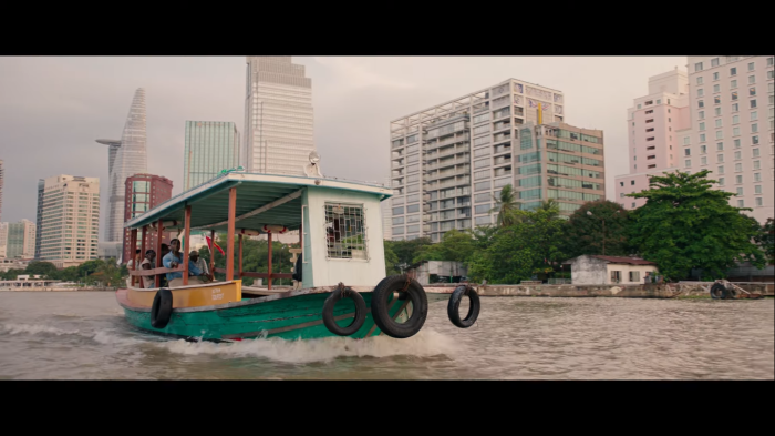 Ngô Thanh Vân hóa nữ phát thanh viên trong Da 5 Bloods  phim về chiến tranh Việt Nam của Netflix ảnh 12