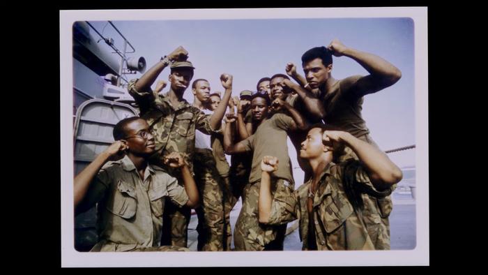 Ngô Thanh Vân hóa nữ phát thanh viên trong Da 5 Bloods  phim về chiến tranh Việt Nam của Netflix ảnh 3