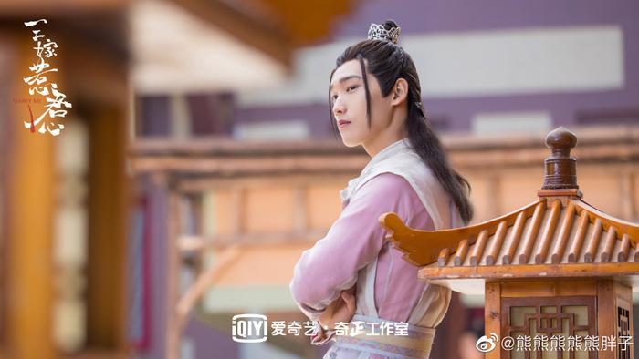 Drama 'Ba lần gả trêu ghẹo lòng quân' tung poster giới thiệu nhân vật ảnh 2