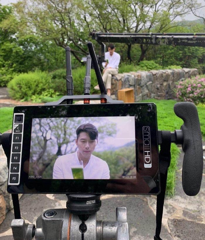 Địa điểm Hyun Bin quay quảng cáo.