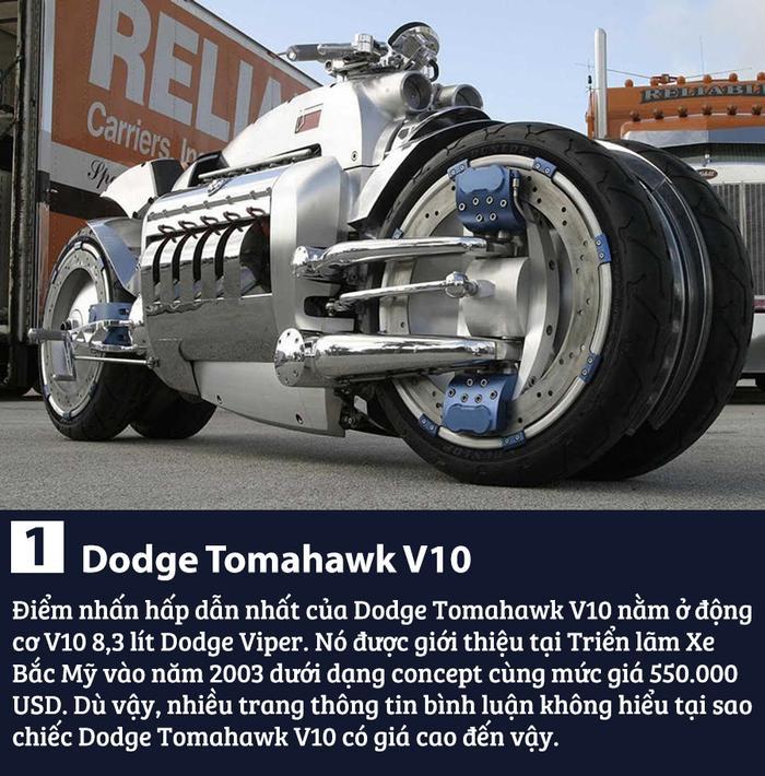 Ngắm loạt chiếc xe máy đắt giá bằng cả một gia tài ảnh 4