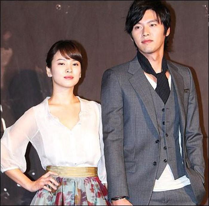 Rộ tin đồn Song Hye Kyo  Hyun Bin tái hợp, cư dân mạng: Hyun Bin nên tìm người khác, Song Hye Kyo quá đào hoa! ảnh 11