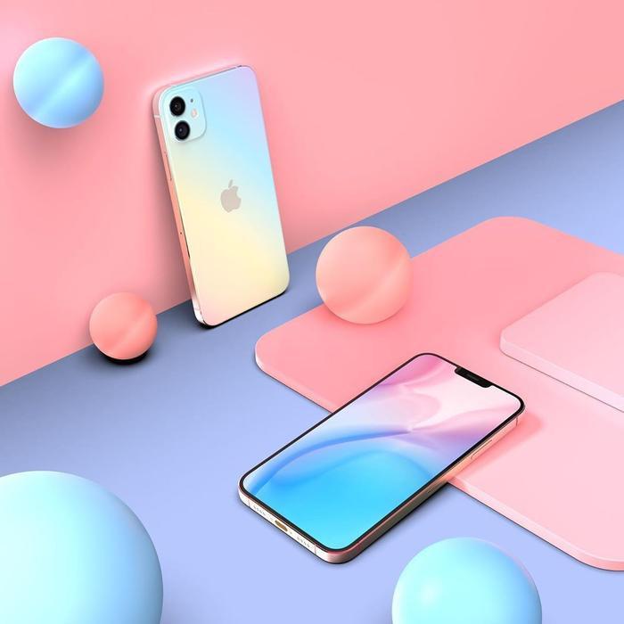 Apple được cho là sẽ giới thiệu 4 mẫu iPhone mới vào tháng 9 năm nay, tất cả đều dùng màn hình OLED. (Ảnh:Concepts iPhone)