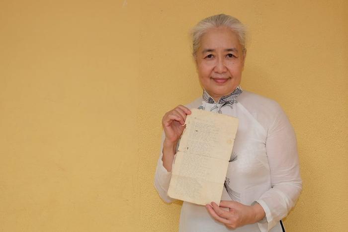 Sau 1 năm nương nhờ cửa Phật, cuộc sống chuyên gia ẩm thực Nguyễn Dzoãn Cẩm Vân giờ ra sao? ảnh 4