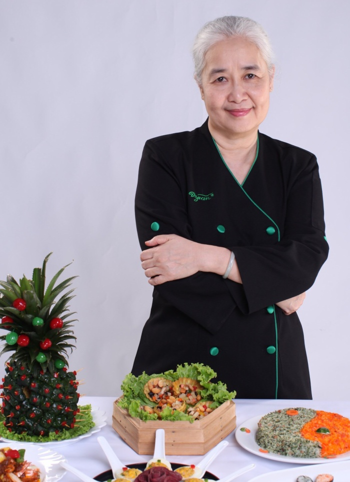 Sau 1 năm nương nhờ cửa Phật, cuộc sống chuyên gia ẩm thực Nguyễn Dzoãn Cẩm Vân giờ ra sao? ảnh 7