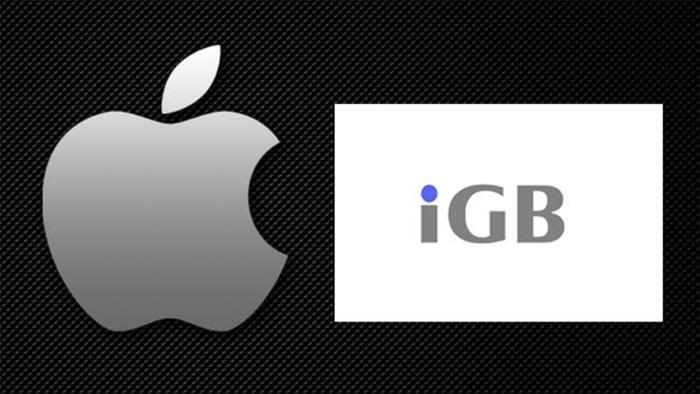 """IGB mới đây đã quyết định đưa vụ kiện thương hiệu này lên Tòa án Liên bang Tối cao để cố gắng giành quyền độc quyền thương hiệu """"iPhone"""" tại Brazil. (Ảnh: Internet)"""
