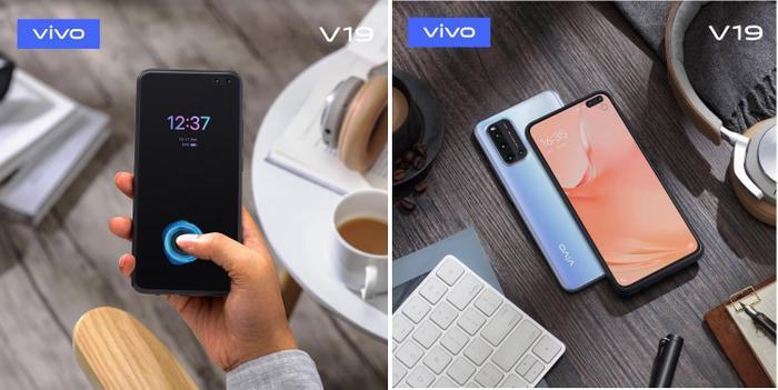 Vivo 19, với 2 phiên bản màu là Đen Thiên Thạch và Bạc Ngân Hà, là một smartphone tầm trung nhưng sở hữu nhiều tính năng chỉ có ở các sản phẩm cao cấp.